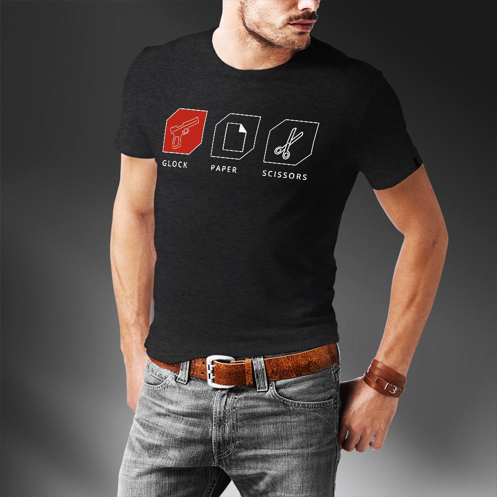 8389ca7e Backwoods Badass American Hunter T-Shirt from Bullzie Outdooors